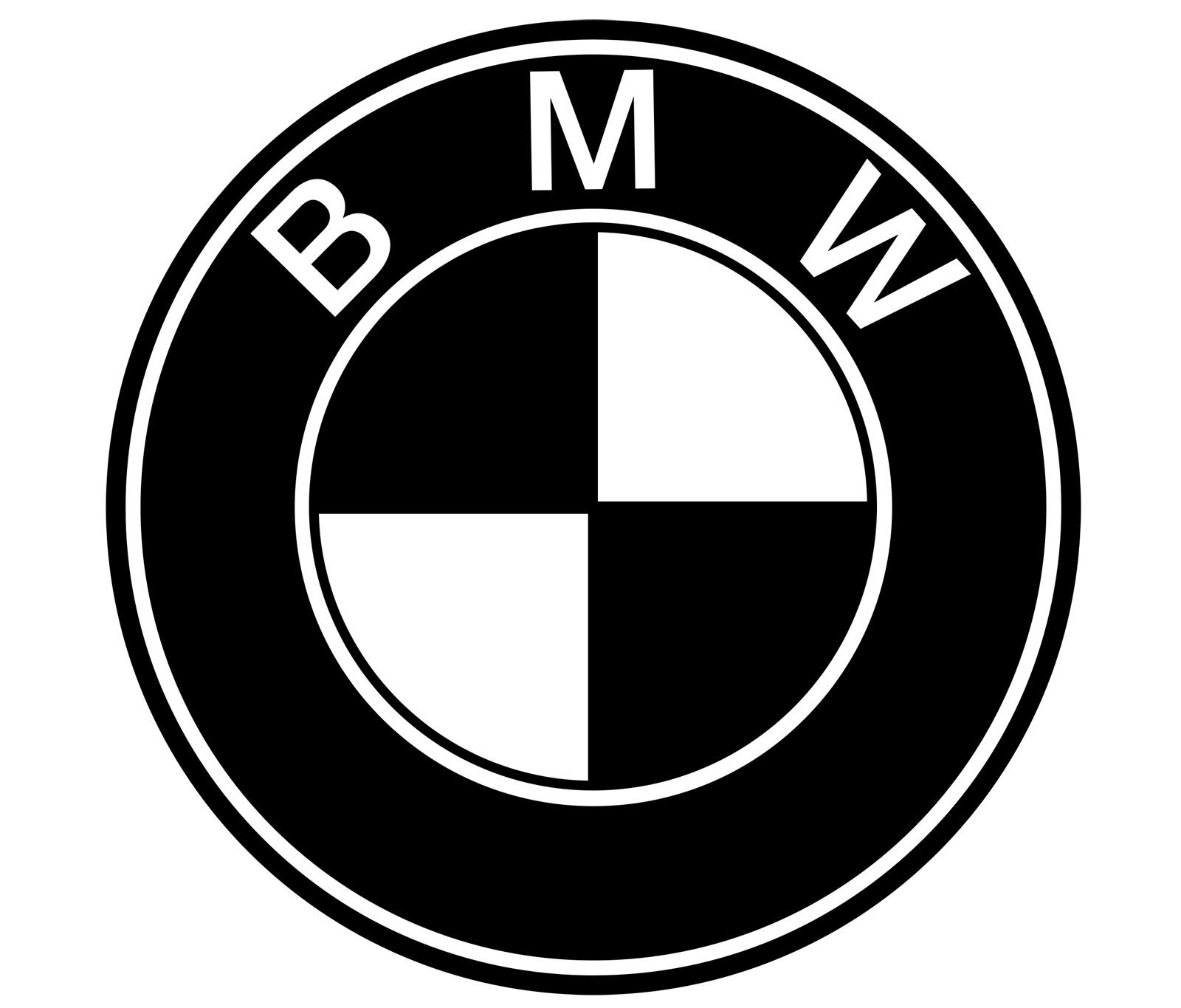 la description du logo bmw. Black Bedroom Furniture Sets. Home Design Ideas